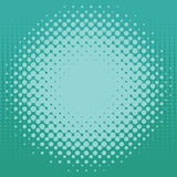 Halftone pattern background. Vector illustration Stock Images