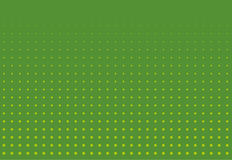 Halftone pattern. Comic background.  Green color. Halftone pattern. Comic background. Dotted retro backdrop with circles, dots. Design element for web banners Royalty Free Stock Images