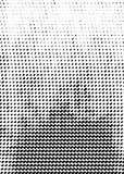 Halftone pattern . Cover A4 format, template for poster. Brochure Stock Photos