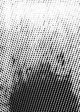 Halftone pattern . Cover A4 format, template for poster. Brochure Stock Photography