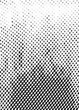 Halftone pattern . Cover A4 format, template for poster. Brochure Royalty Free Stock Photos