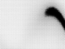 Halftone pattern Digital gradient with dots. Futuristic panel. Vector illustration.  vector illustration