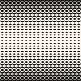 Halftone seamless pattern with rhombuses. Abstract geometric texture. Stock Images