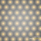 Halftone pattern vector.blue the circles to the background squares. Stock Photography