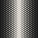Halftone pattern. Visual transition effect. Royalty Free Stock Image