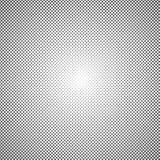 Halftone punten Zwart-wit vectortextuurachtergrond voor prepress, DTP, strippagina, affiche Het malplaatje van de pop-artstijl vector illustratie