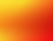 Halftone puntenachtergrond Stock Afbeelding