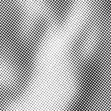 Halftone puntenpatroon stock illustratie