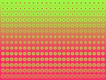 Halftone repeat Royalty Free Stock Images