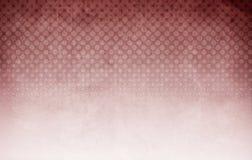 Halftone rood als achtergrond royalty-vrije stock afbeeldingen