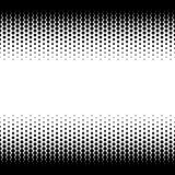 Halftone seamless Stock Photo