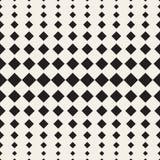 Halftone seamless geometric pattern. vector illustration