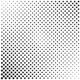 Halftone Stars Stock Photos