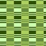 Halftone tło w zieleni i mennicy kolorach Zdjęcia Stock
