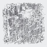 Halftone texturen van Grunge Royalty-vrije Stock Afbeelding