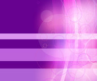 Halftone transparent violet background Stock Image