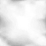 Halftone vector background. Abstract halftone effect with black dots on white background Royalty Free Stock Photography