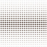 Halftone Vector Background Royalty Free Stock Image