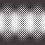 Halftone vector pattern Royalty Free Stock Photos
