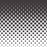 Halftone vector pattern Stock Photos