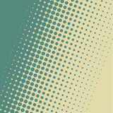 Halftone vintage diagonal background. Royalty Free Stock Photo