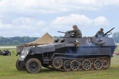 Halftrack Sdkfz-251 Photo stock