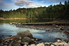 haliburton λίμνη Στοκ εικόνες με δικαίωμα ελεύθερης χρήσης