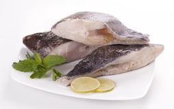 Halibut Stock Photography