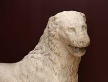 Halicarnossus Lion Statue Royalty Free Stock Photo