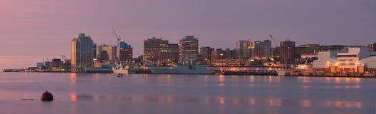 Halifax, Новая Шотландия Стоковое фото RF