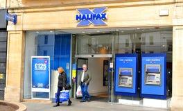 Halifax bank Royalty Free Stock Photography