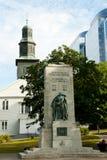 Halifax Cenotaph - nowa Scotia obrazy royalty free