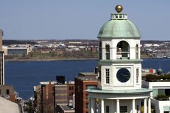 Halifax Citadel Clock Tower Royalty Free Stock Photography