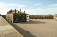Halifax citadell - Nova Scotia - Kanada royaltyfria bilder