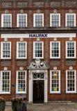 Halifax filialingång royaltyfri foto