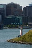 halifax hamn Royaltyfri Bild