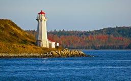 Halifax hamn Royaltyfria Bilder