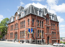 Halifax histórico Imagem de Stock Royalty Free
