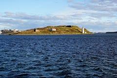 Halifax in Kanada Stockbild