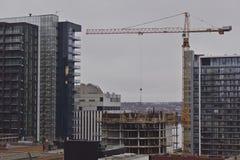 Halifax linia horyzontu zdjęcia royalty free