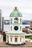 Halifax miasteczka zegar Zdjęcie Stock