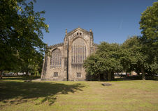 Halifax Minster Church  Royalty Free Stock Image