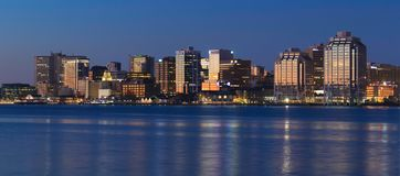 Halifax, N.S. royalty free stock photos