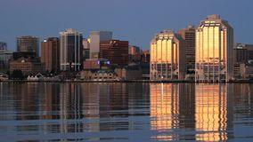 Halifax, Nova Scotia stock video footage