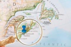 Halifax, Nova Scotia, Canada Royalty Free Stock Photography