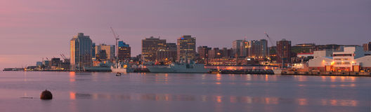 Halifax, Nova Scotia Royalty Free Stock Photo