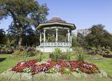Halifax offentliga trädgårdar Royaltyfri Foto