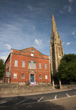 Halifax-Quadratkapelle Lizenzfreie Stockfotos