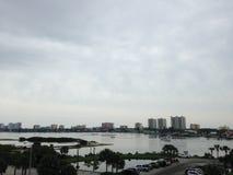 Halifax rzeka w Floryda Zdjęcie Royalty Free