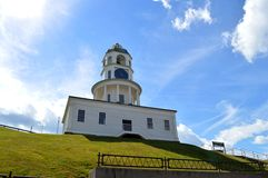 Halifax's clock tower. Nova scotia stock photos